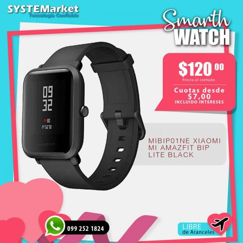 SMART WATCH XIAOMI MIBI