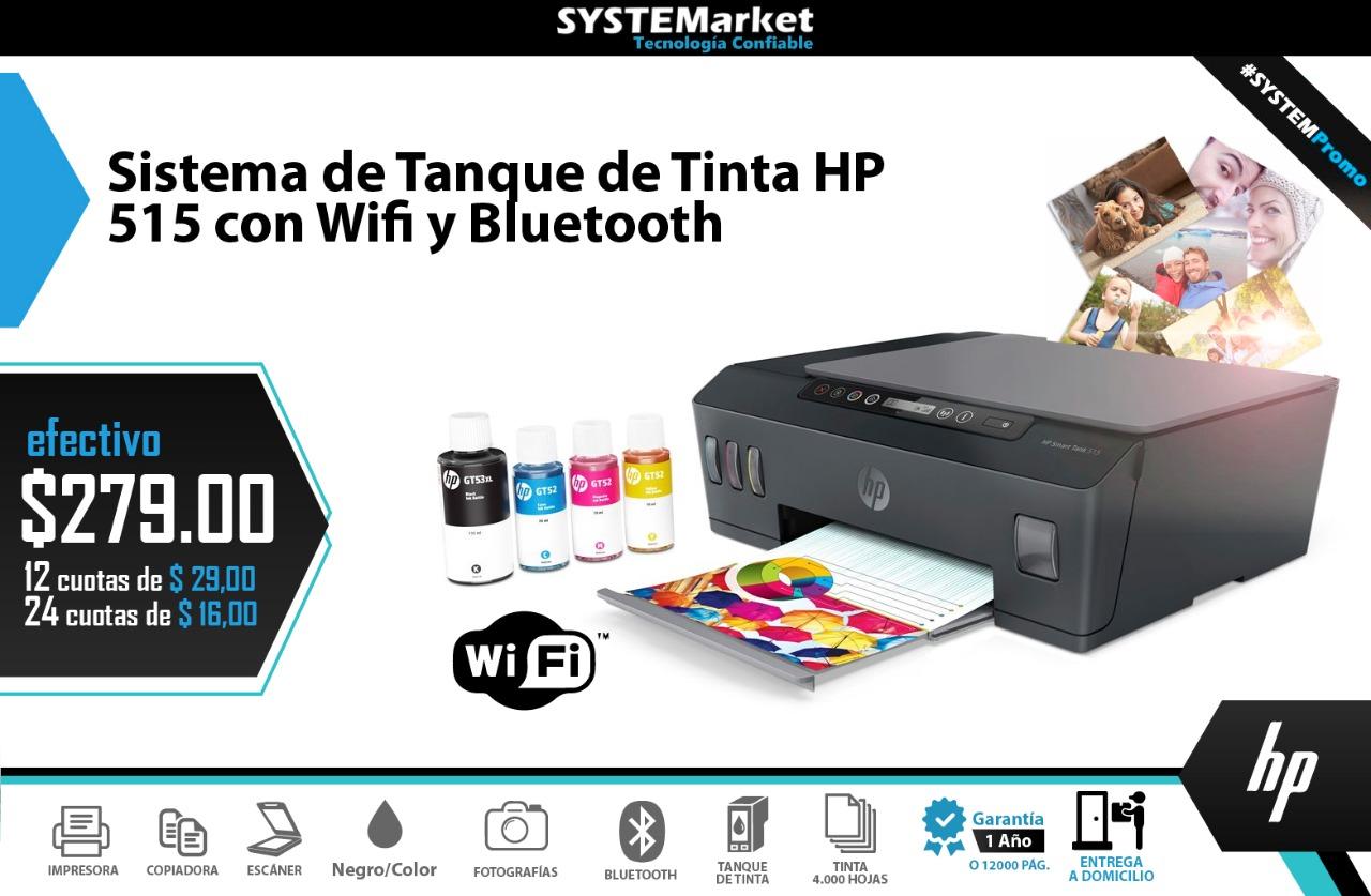 IMPRESORA HP 515