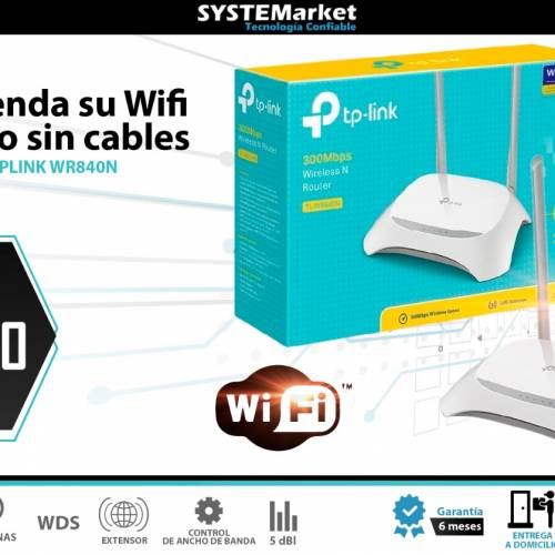 ROUTER 840