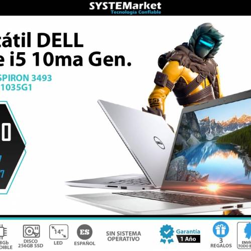 DELL INSPIRON 3493 CORE I5