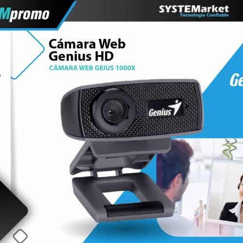 CAMARA WEB GENIUS