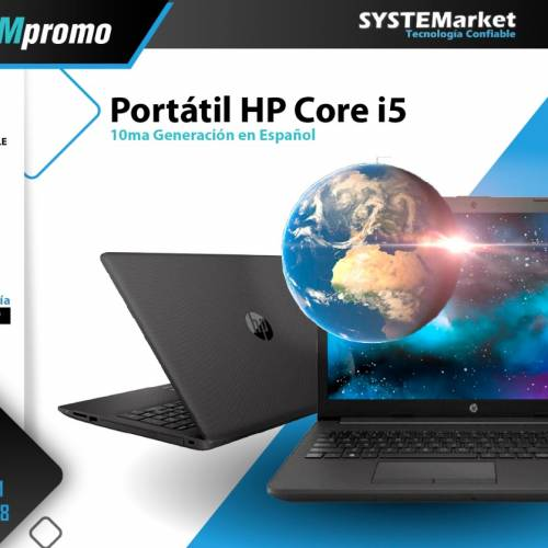 NOTEBOOK HP 250 G7 CORE I5