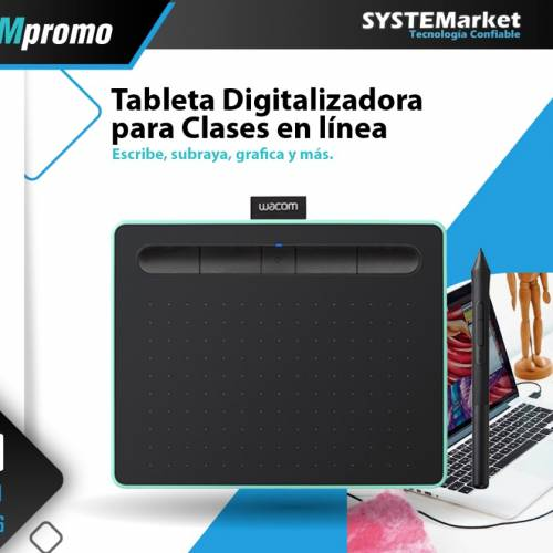 TABLET DIGITALIZADORA WACOM