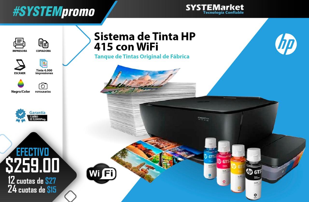 IMPRESORA HP 415