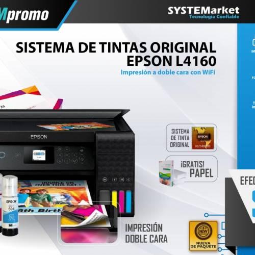 Impresora EPSON L4160