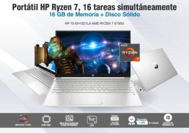 HP RYZEN 7